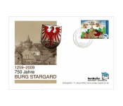750 Jahre Burg Stargard