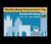 Mecklenburg-Vorpommern Tag 2005