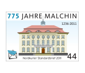 775 Jahre Malchin
