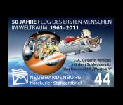 50 Jahre Raumflug Gagarins