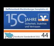 150 Jahre Raiffeisenbank Mecklenburgische Seenplatte