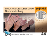 40 Jahre Philharmonischer Chor Neubrandenburg
