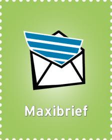 10er Bogen Maxibrief