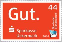 Sparkasse Uckermark 2010