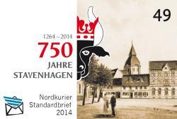 750 Jahre Stavenhagen