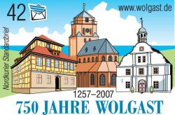 750 Jahre Wolgast